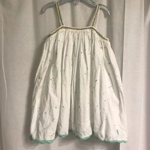 Well Dressed Wolf Sea Star Dress, Size 3T